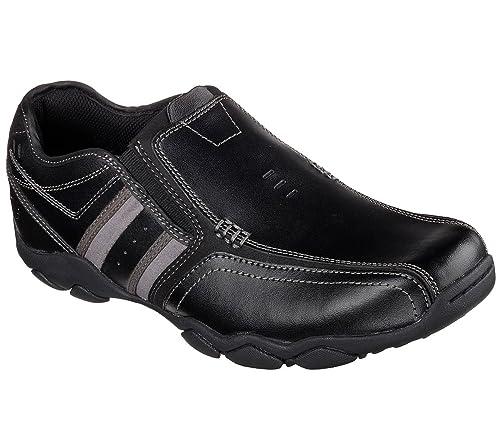 390e010aa106 Skechers 64275 Men s Diameter Zinroy Loafer Shoe