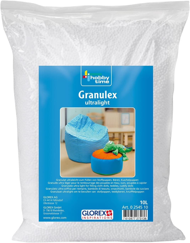 Glorex 0 2545 05 - Granulado Ultraligero