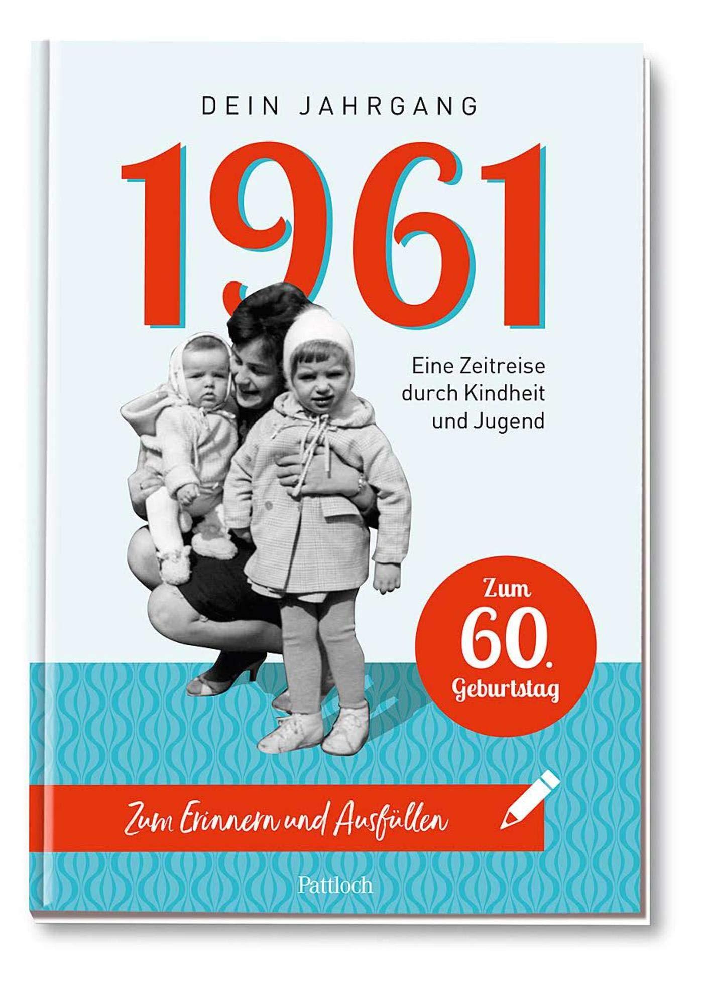 1961 - Dein Jahrgang: 9783629116154: Amazon.com: Books