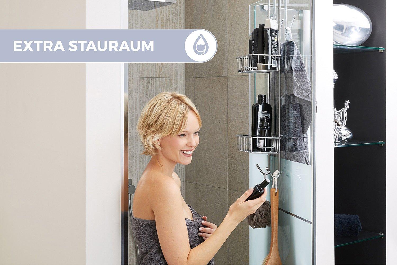 Mensola doccia bamodi portaoggetti per doccia da appendere