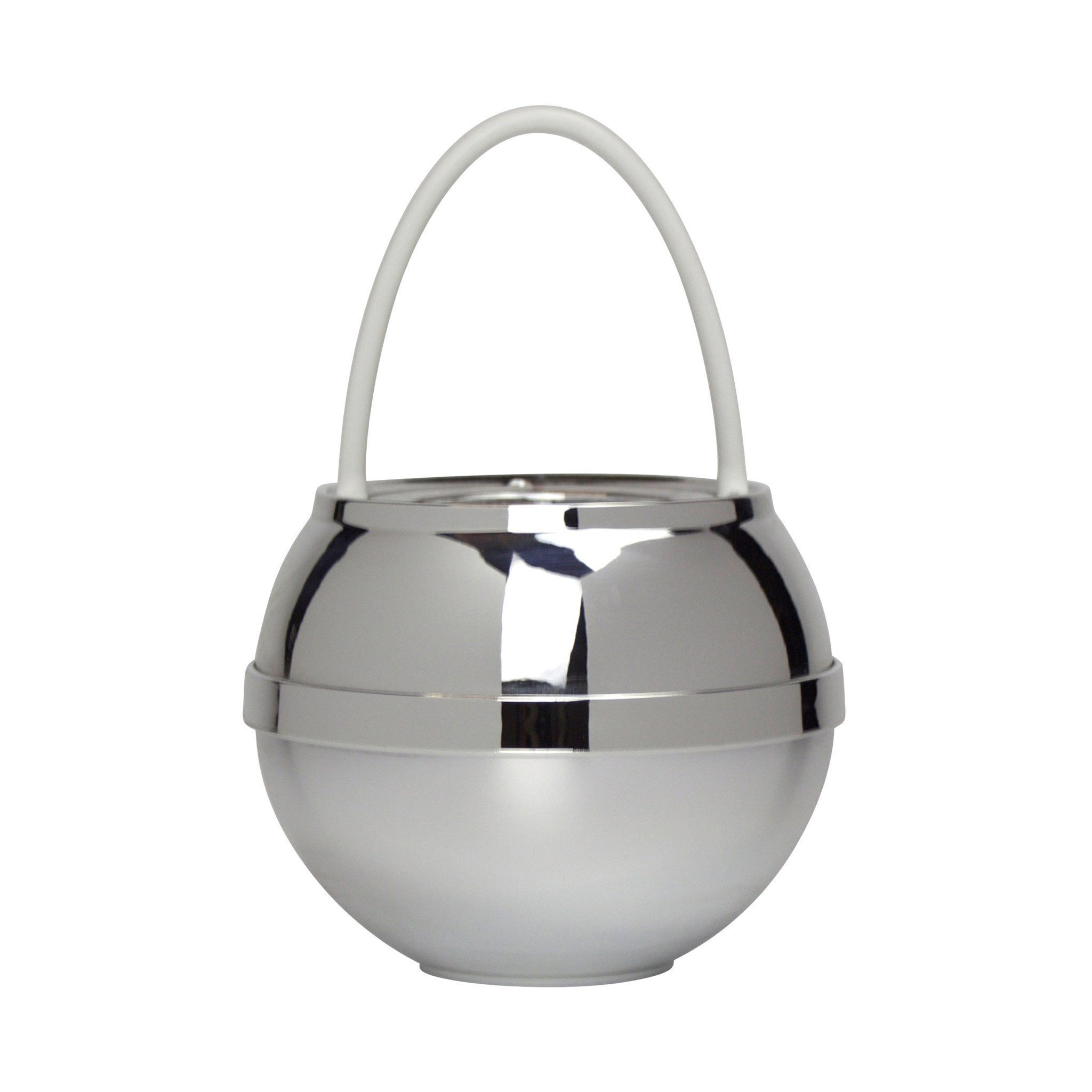 Crystal Quest CQE-SP-00809 Chrome Bath Ball Filter by Crystal Quest