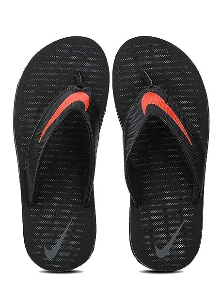 b92ff3465 Nike Men s Chroma Thong 5 Black Flip Flops  Buy Online at Low Prices ...