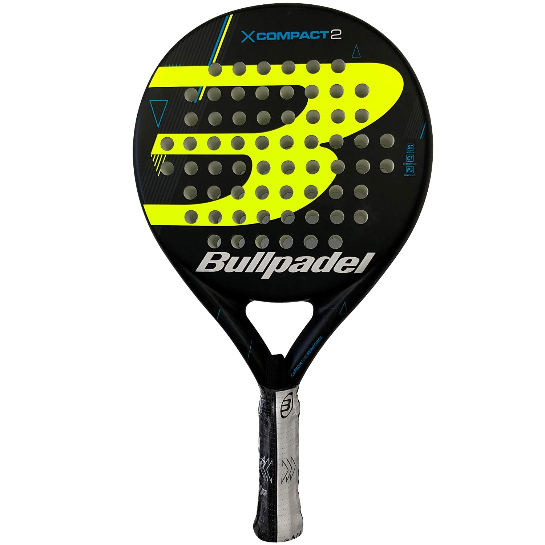 Bull padel X-Compact 2 Yellow: Amazon.es: Deportes y aire libre