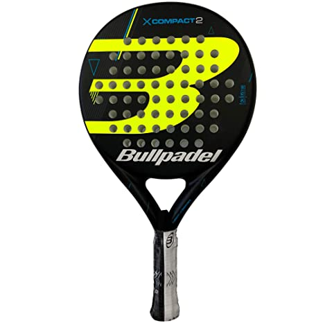 Bullpadel Pala de pádel X-Compact LTD Yellow: Amazon.es: Deportes ...