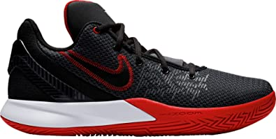 half off 5d2ff a21b3 Nike Men s Kyrie Flytrap II Basketball Shoes (8.5, Black Red)