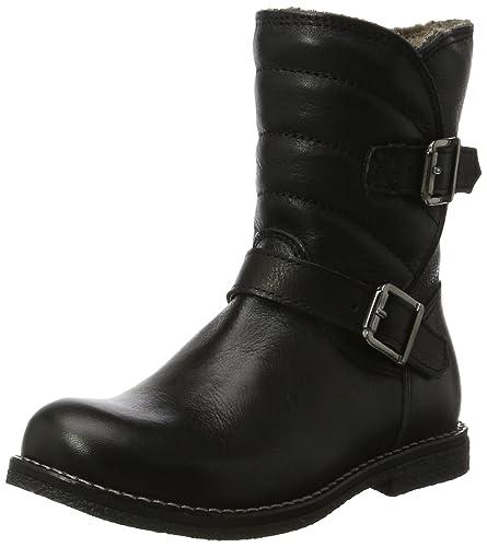 FRODDO Ankle Boot G3160068, Bottes de Neige Fille, Noir (Black I02), 27 EU
