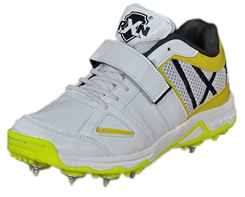 Buy RXN Cricket Shoes with Metal Spikes