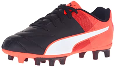 1e48d67946da PUMA Adreno II Fg Jr Soccer Shoe (Little Kid Big Kid)