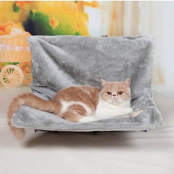 Hoopet® Hamaca Cama de PC Deluxe para gato perro fijo (AU Radiador ...