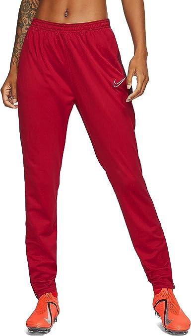 cada vez Prohibición Cambiable  Amazon.com: Nike Dri-fit Academy Womens Soccer Pants Ao1450-620: Clothing