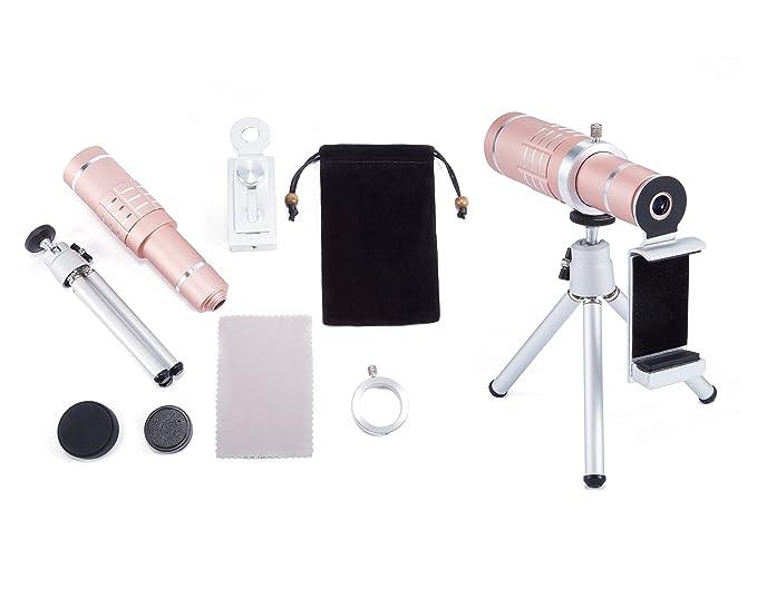 Amazon.com: cell phone camera zoom lens kit 18x hd telephoto lens