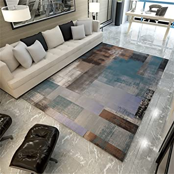 Amazon.de: Dekoration Teppich Moderner Bereich Teppich für ...