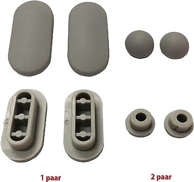 Befestigungs Set Reparatur Scharniere WC Sitz Deckel Werkzeug Für Toilettensitz