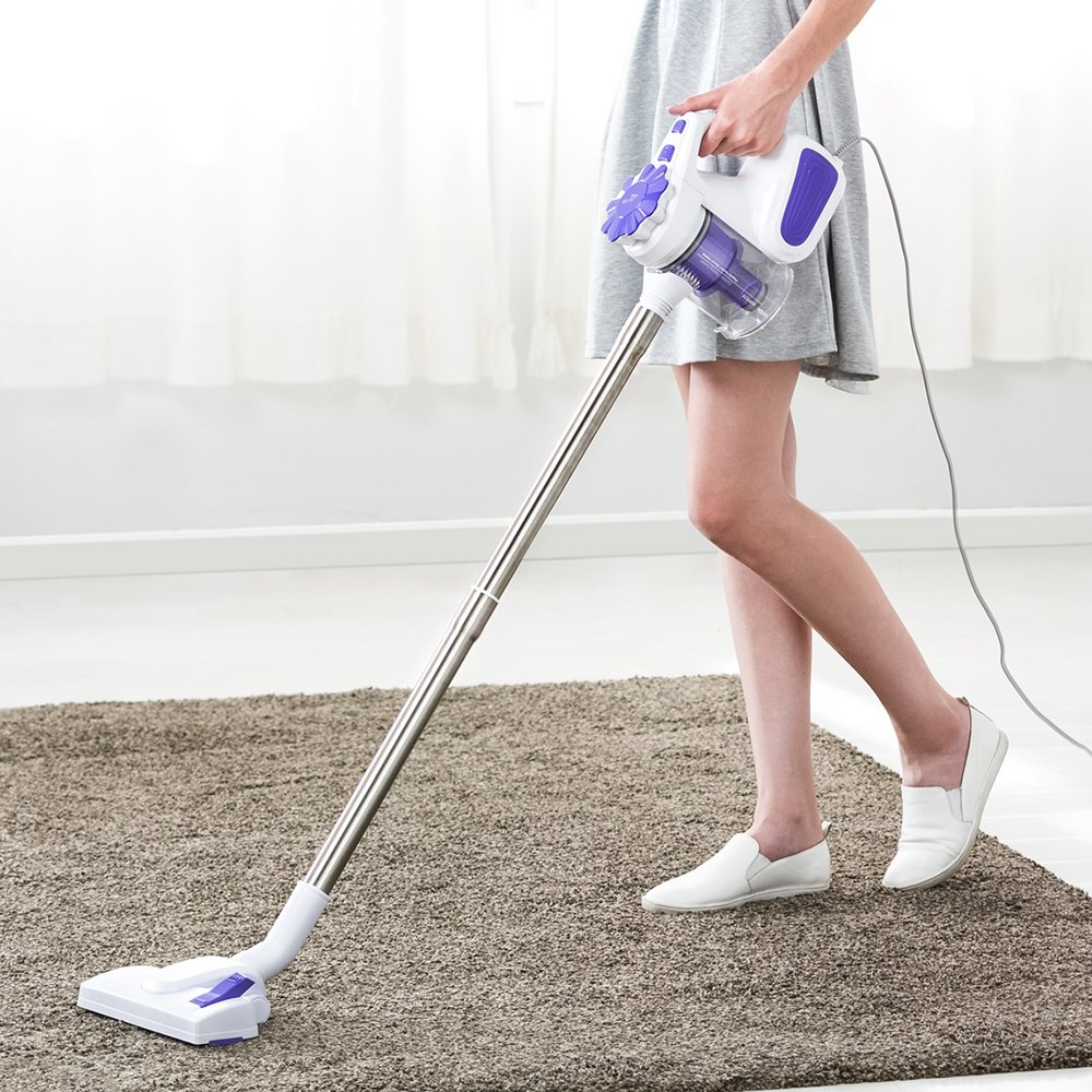 Vacuum cleaner PUPPYOO WP526-C: review of parameters, owner reviews, comparison with competitors 78