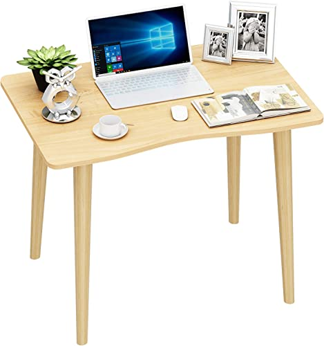 Computer Desk 39.4″ Full Wood Study Writing Table