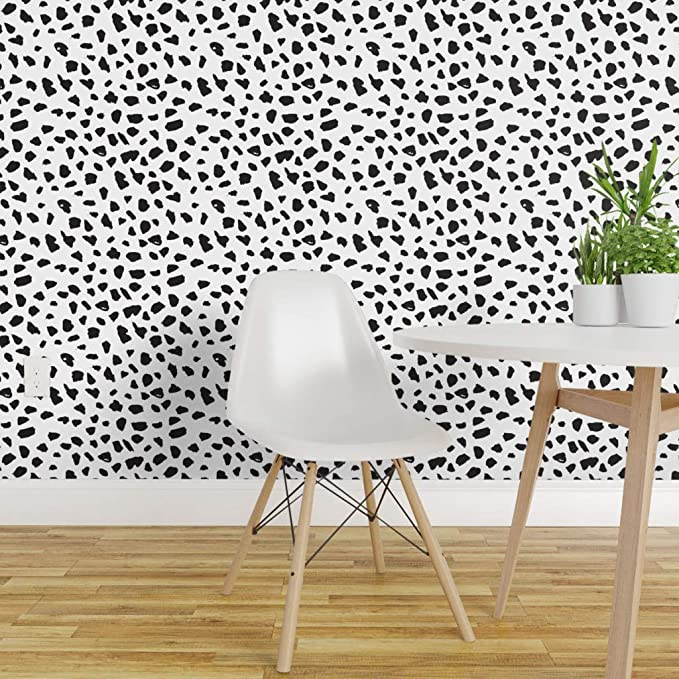 Spoonflower Peel And Stick Removable Wallpaper Abstract Bty