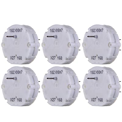 cciyu Stepper Motor X27 168 Instrument Cluster Repair Speedometer Gauge Replacement fit for GM Chevy (6pack): Automotive