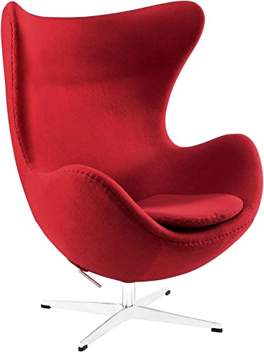 Modway Glove Wool Lounge Chair