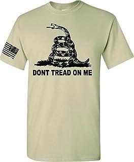 Militia T-Shirt DTOM Brand XL Dont Tread On Me Brand