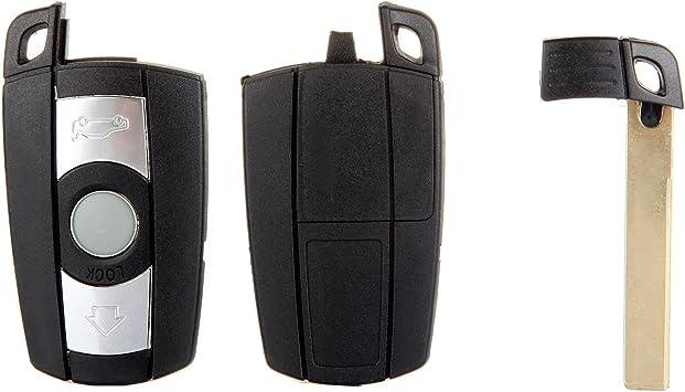 OEM keyless remote 3 button shell case 22693421 car control transmitter key fob