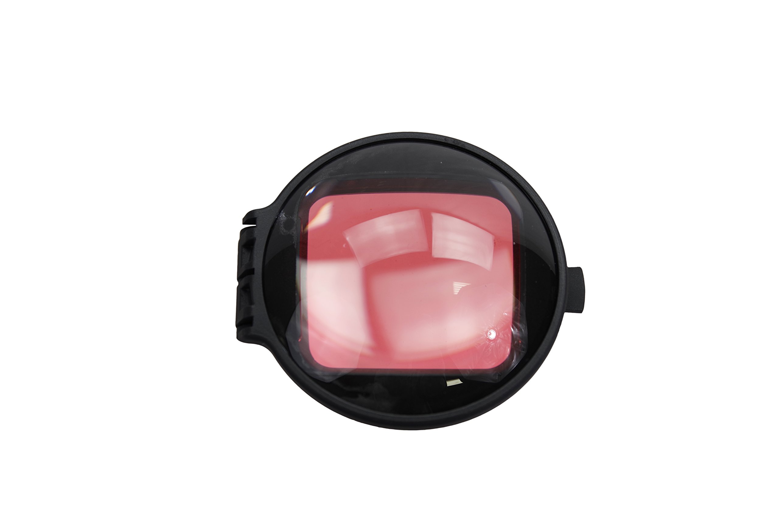 PolarPro Switchblade5 Red Filter/Macro Combo for GoPro Hero6 / Hero5 Super Suit Housing by Polar Pro Filters