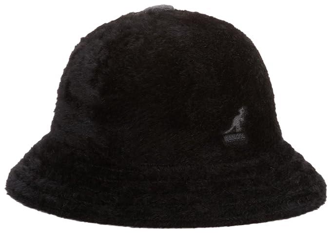 d32a49102f9 Kangol Unisex Shavora Casual Bucket Hat Black Size S (21)