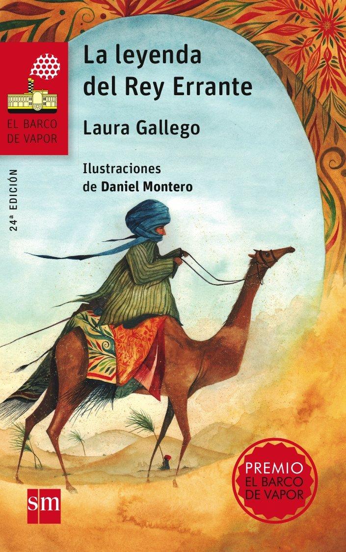 Barco De Vapor Roja. La Leyenda Del Rey Errante de Laura Gallego García 21  abr 2015 Tapa blanda: Amazon.es: Libros