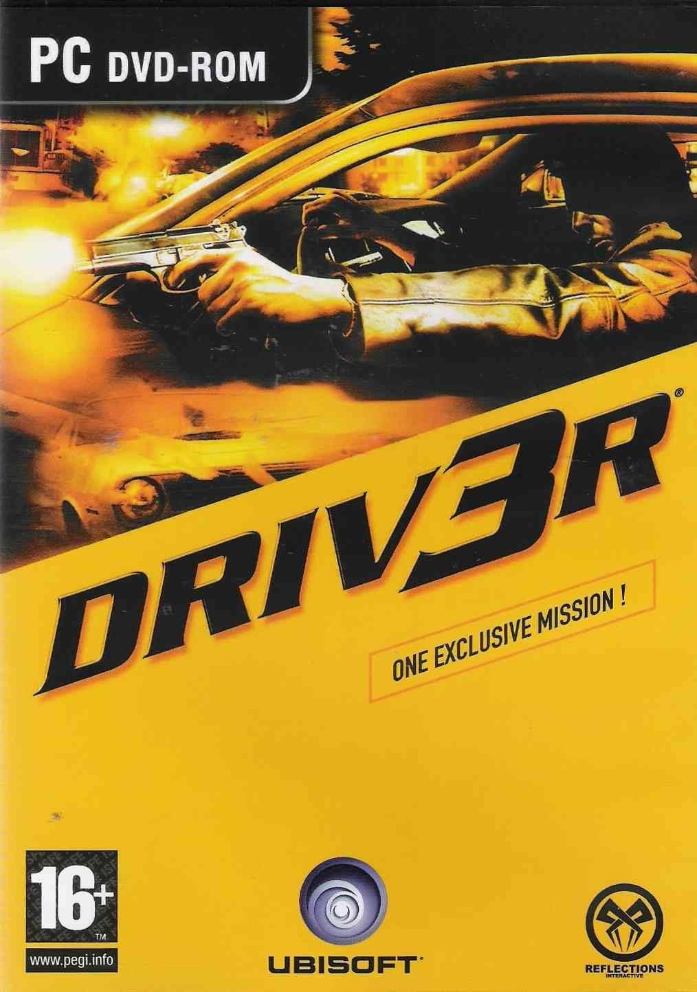 تحميل لعبة DRIV3R