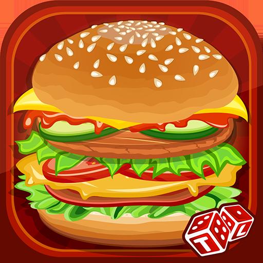 Burger Maker - Fast Food Cooking Game for Boys & Girls ()