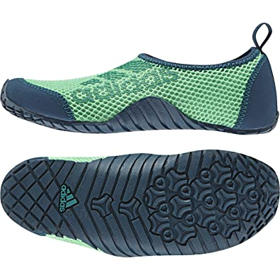 3006b00beeee Adidas Outdoor 2016 Kid s Kurobe Water Sport Shoes - S32054 (mineral eqt  Green green Glow - 1)  Amazon.co.uk  Shoes   Bags