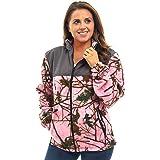 TrailCrest Womens Fleece Wind Jacket