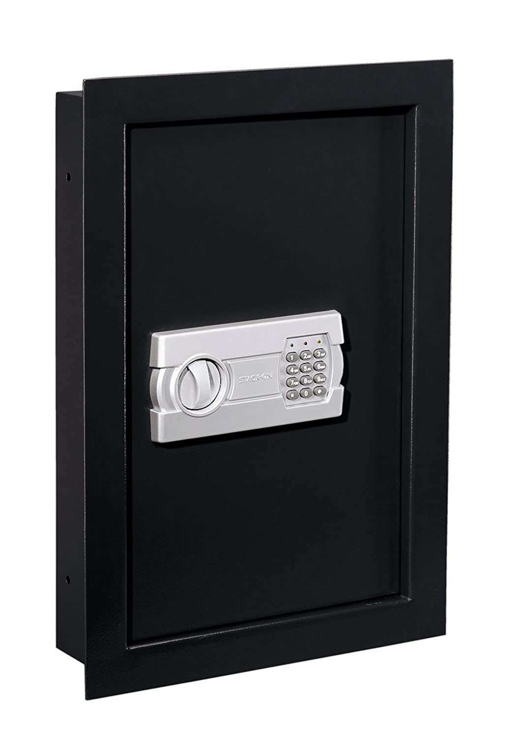 Amazoncom StackOn PWS1522 Wall Safe with Electronic Lock Home