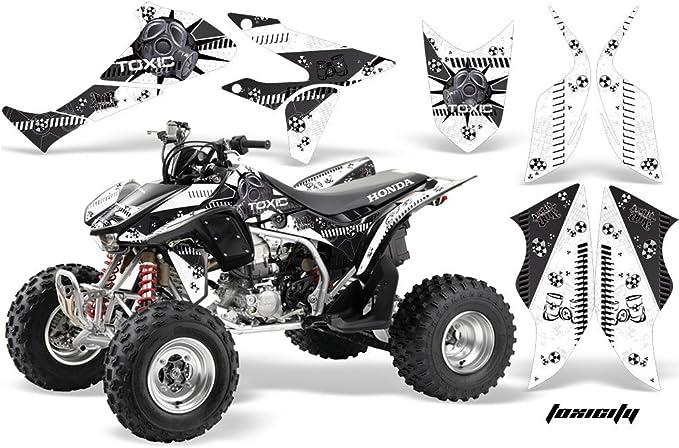 Amr Racing Honda TRX 450R gráficos: toxicidad – Negro y ...