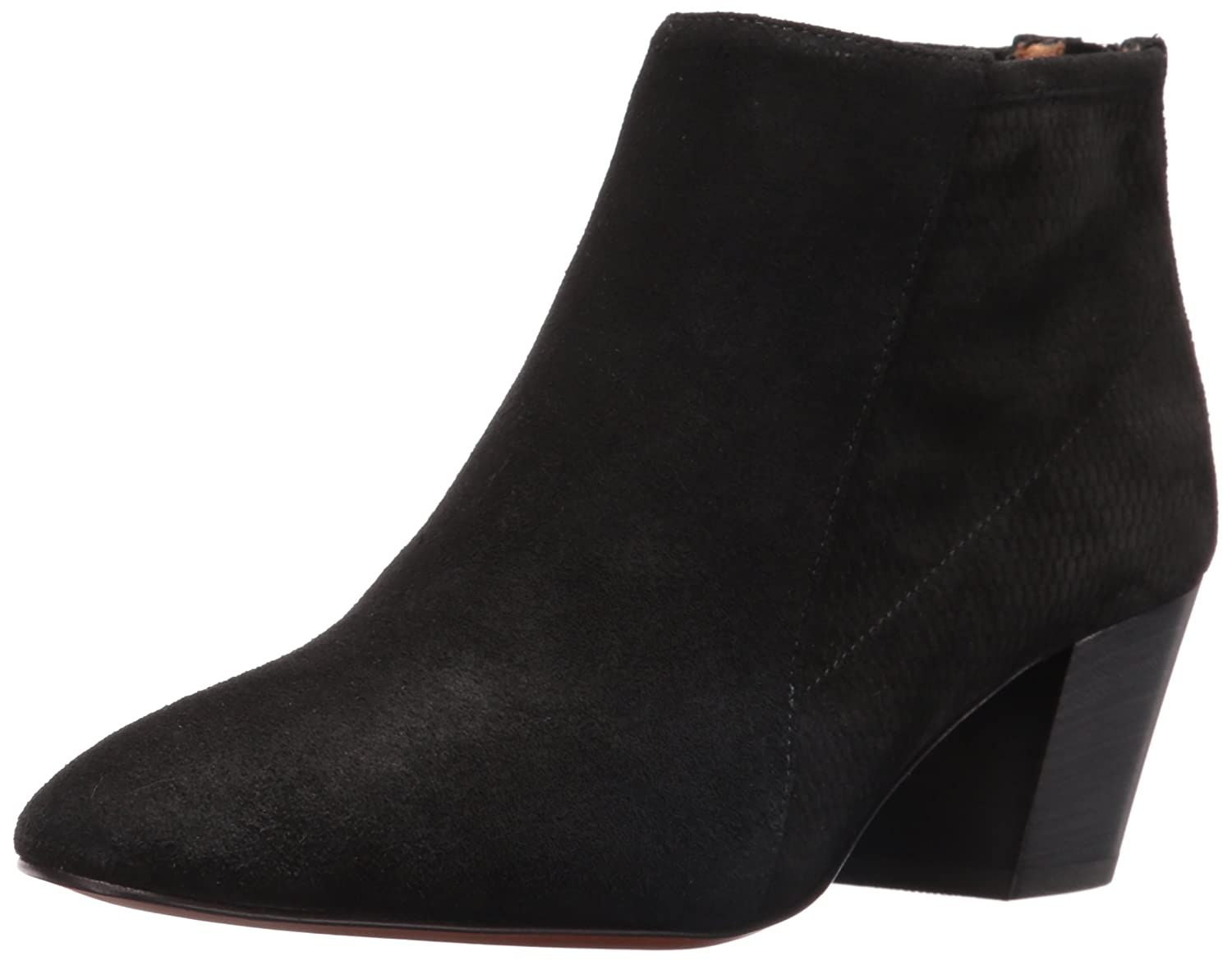 Aquatalia by Marvin K.. Women's Farrow Ankle Bootie B01M59A520 6.5 B(M) US|Black