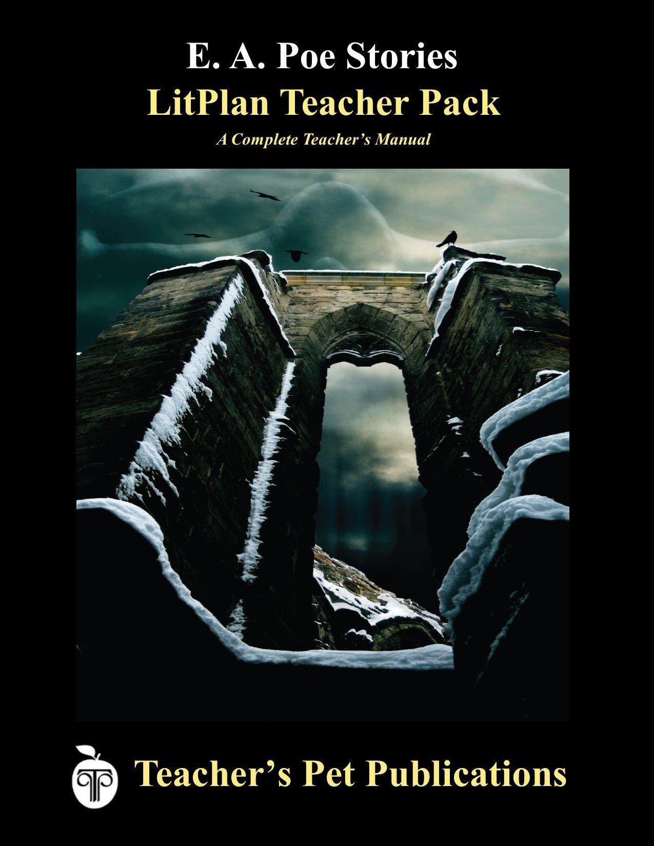 Amazon Edgar Allan Poe Stories Litplan A Novel Unit Teacher