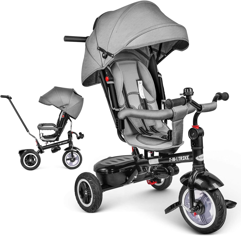 Easy To Use Handlebar Cover Bik Handlebar Stroller Safe Tricycle Slip-proof N3