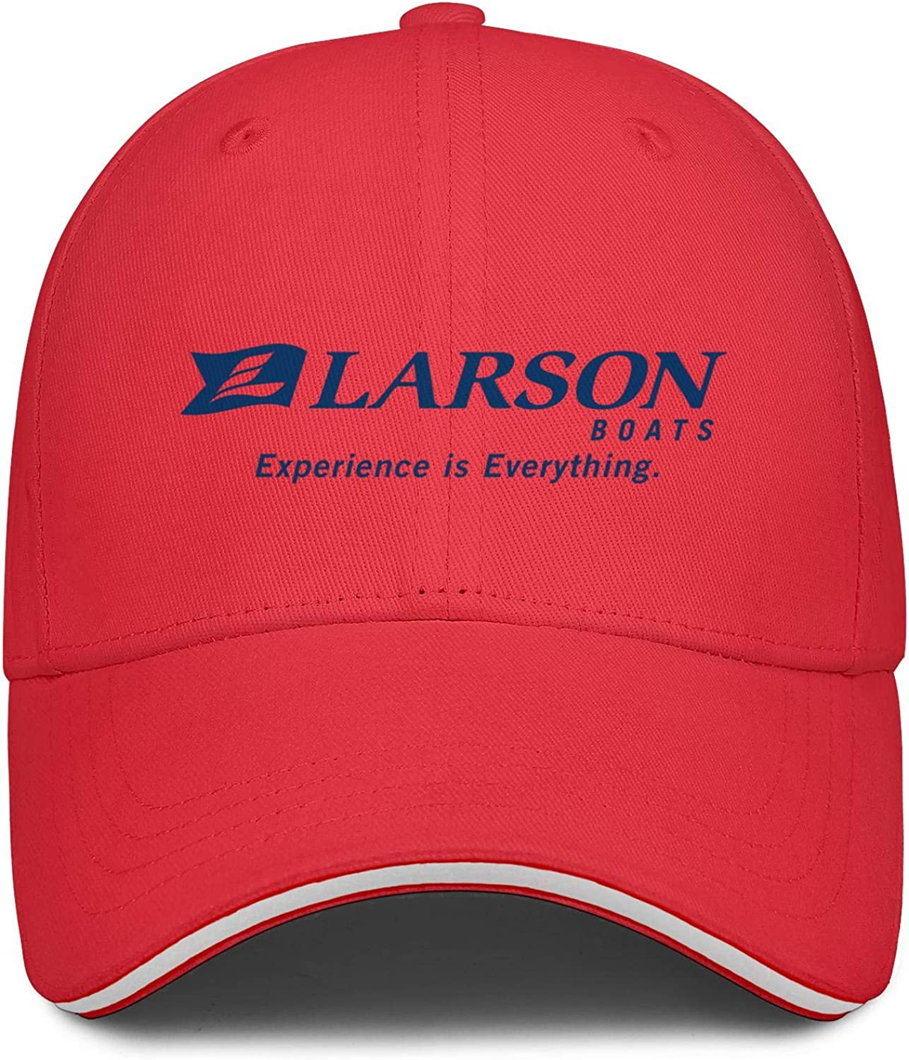 Adjustable Baseball Cap Wool Strapback Dad Hat Cool Unstructured Trucker Hat LiyeRRy Marquis-Yachts-Symbol
