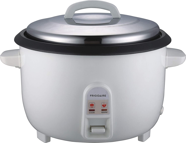 Frigidaire FD8019 4.2-Liter Deluxe Rice Cooker 220 Volts