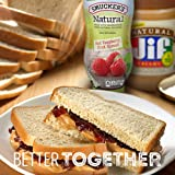 Smucker's Natural Squeeze Fruit Spread, Red