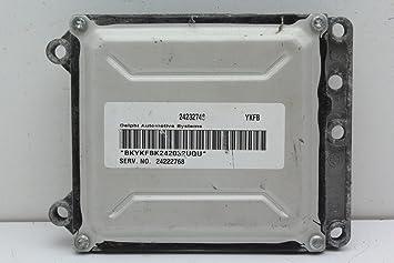 24222768 saturn 04 vue remanufactured ecm ecu, ecm wiring - amazon canada