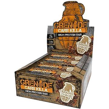 Grenade Nutrition - Grenade Carb Killa Protein Bar - High Protein