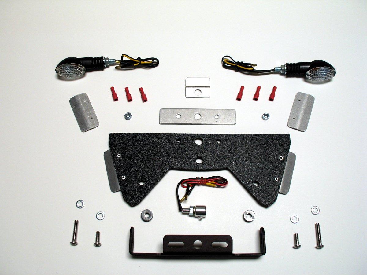 TARGA Fender Eliminator Tail Kit 2003-2009 Suzuki SV650S 22-350