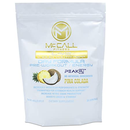 L-Y2 Day Scroll Down Compare The Ultimate Way to Jump Start Your Day or Boost The Performance of Your Workouts 22,000 MGS of Key Ingredients Per Serving. Only Here You Get Total Transparency