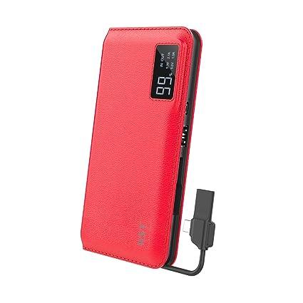 Amazon.com: WST 10000 mAh Cargador portátil Compact Batería ...