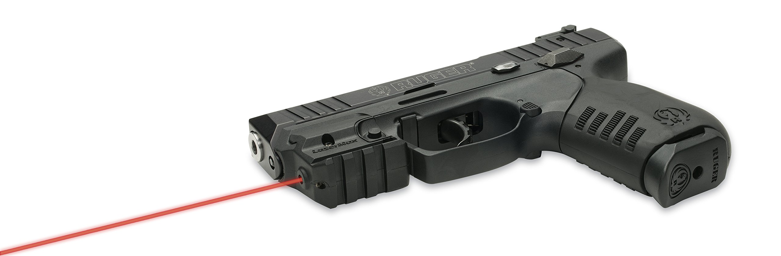 Laser Max LMS-RMSR Rail Mounted Laser (Red) For Ruger SR Series of Handguns by LaserMax (Image #5)