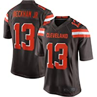 b129cafb95a Youth  13 Odell Beckham Jr Cleveland Browns Brown Game Jersey