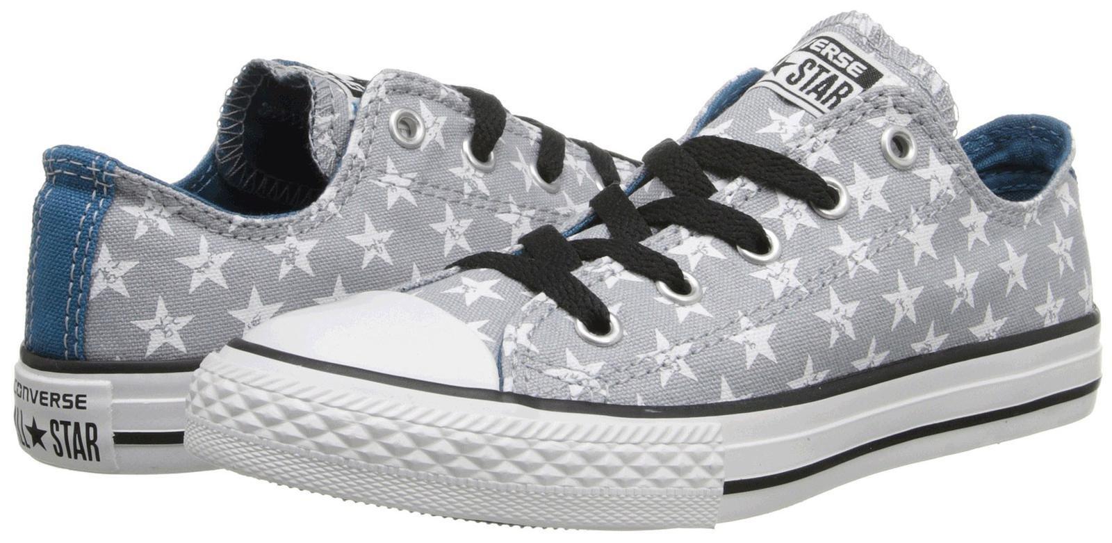 Converse Kids' Chuck Taylor All Star Ox (Little Big