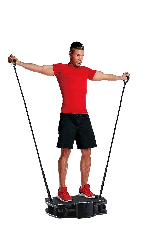 Vibro Plate Premium vibración Trainer Fitness 3d Shaper Board ...