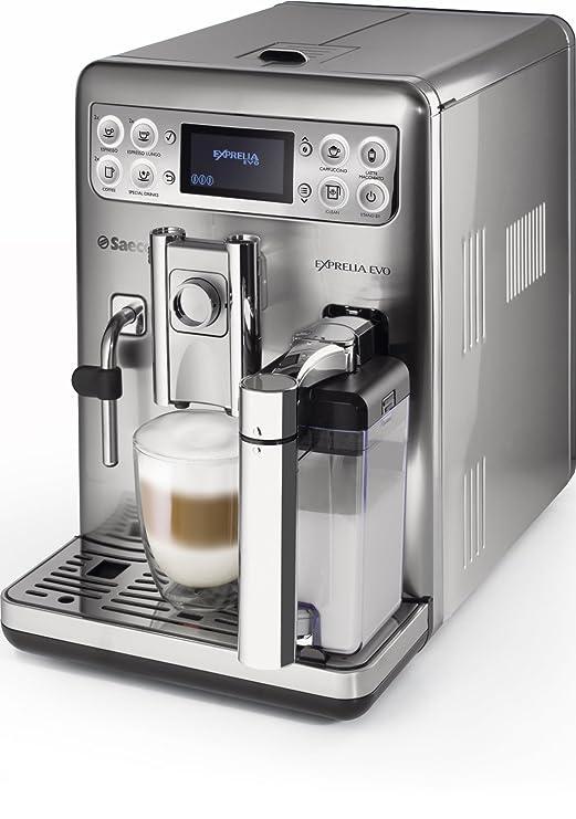 Saeco Exprelia Evo HD8858/01 - Máquina de café espresso automática ...