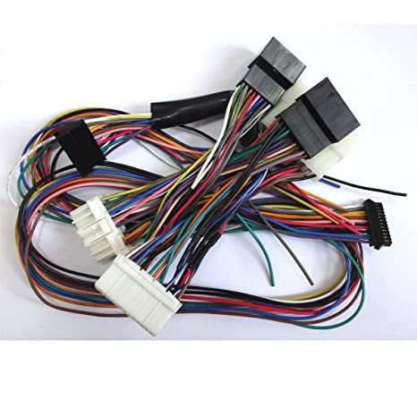 Astonishing Amazon Com Conpus Obd0 To Obd1 Ecu Jumper Wire Harness For Honda Wiring Cloud Brecesaoduqqnet